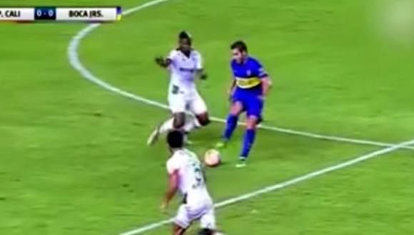 No te pierdas las tres huachas de Fernando Gago en Libertadores