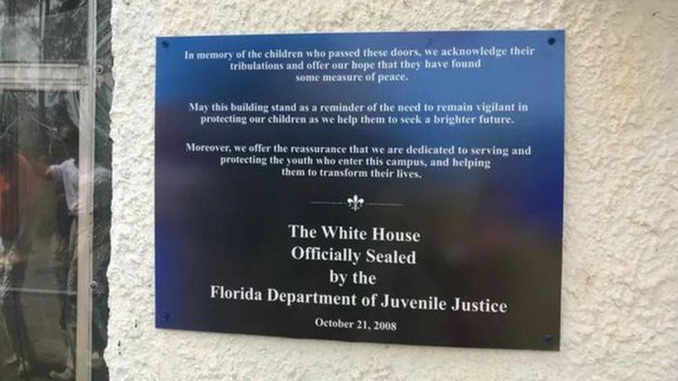 """El estado de Florida clausuró la """"Casa Blanca"""" en el 2008."""