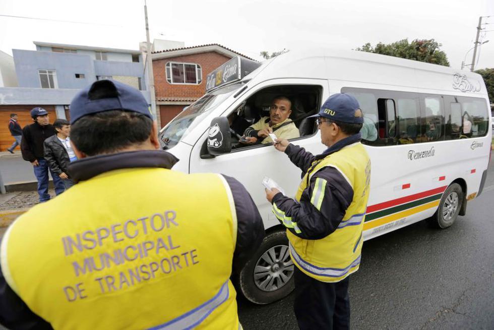 Sancionan a vehículos informales en operación conjunta [FOTOS] - 5
