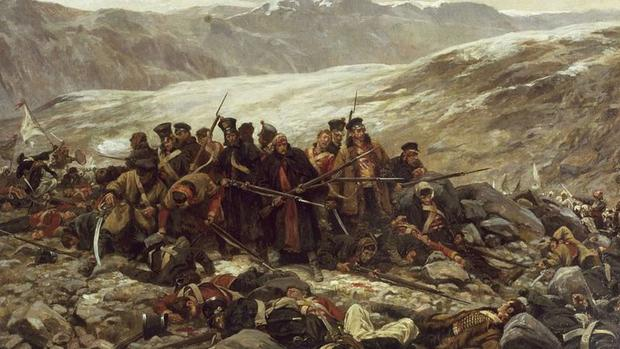 During the First Anglo-Afghan War, the world's most powerful British army was humiliated by sophisticated weapons by the Afghan tribes.  (Getty Images)