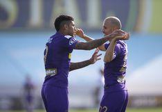 Alianza Lima marcó dos goles en tres minutos, anotaron los uruguayos Felipe Rodríguez y Federico Rodríguez contra la San Martín | VIDEO