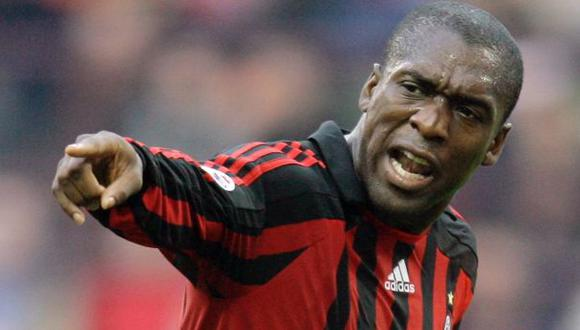 Clarence Seedorf será el nuevo entrenador del Milan