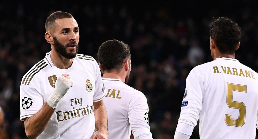Real Madrid enfrentará al Manchester City por la Champions League. Revisa los horarios y canales de todos los partidos de hoy, miércoles 26 de febrero. (AFP)