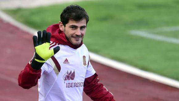 ¿Iker Casillas ya no es el 1?: usará este número en el Porto
