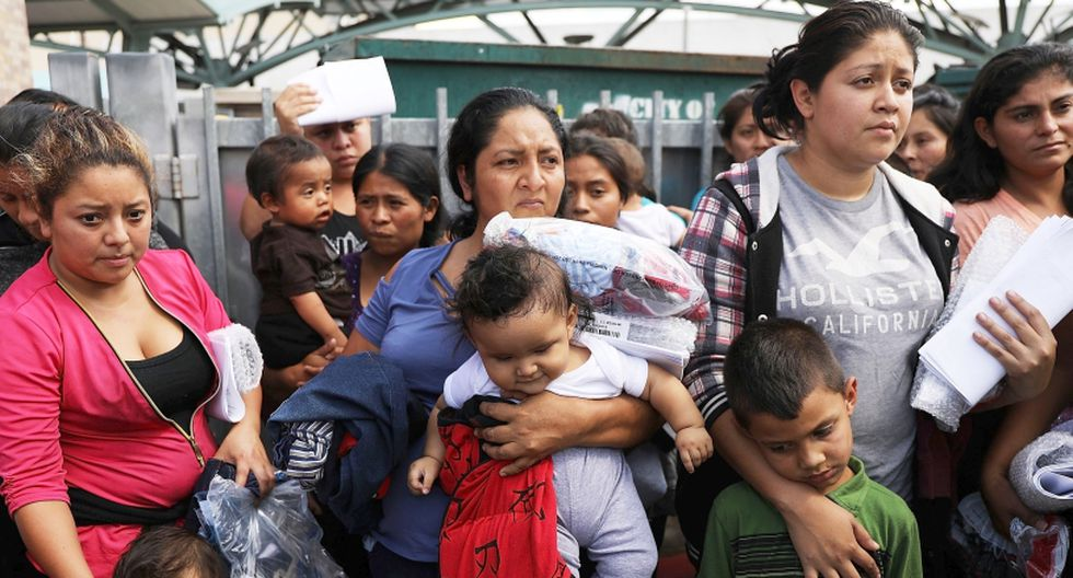 La Administración de Donald Trump inició en abril pasado su polémica política de tolerancia cero contra la inmigración. (Foto: AFP/Spencer Platt)