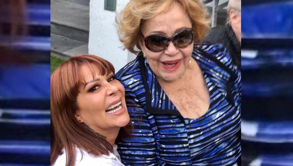 """Alejandra Guzmán pide donación de sangre para Silvia Pinal: """"Mi mami está delicada""""  l (Foto: Instagram)"""