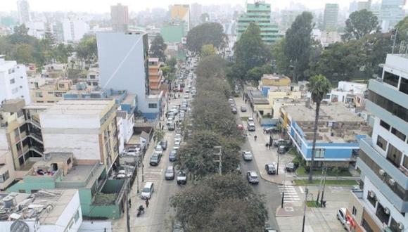 Si plan de desarrollo urbano logra ser aprobado, tendría vigencia del 2020 al 2030. (Foto: El Comercio)