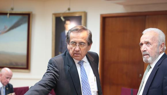 Del Castillo negó que el Partido Aprista esté apoyando a los venezolanos que huyen de su país con un fin electoral. (Foto: Archivo El Comercio)