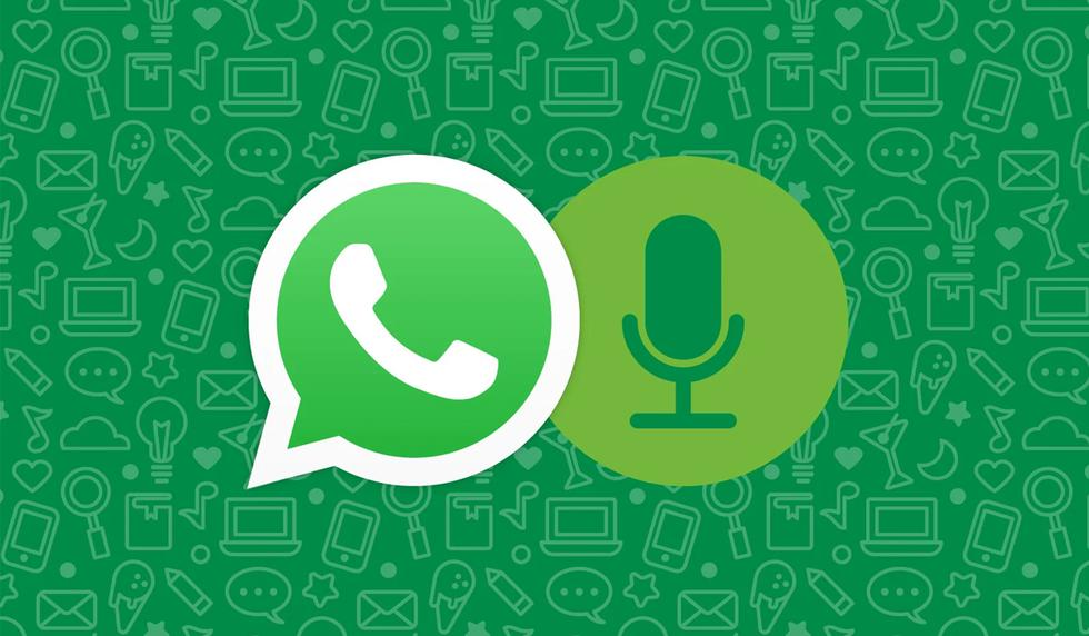 ¿Deseas escuchar tu nota de voz o mensaje de audio de WhatsApp antes de enviarlo a alguien? Aquí el truco. (Foto: WhatsApp)
