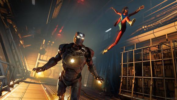Marvel's Avengers se estrena para PS4, Xbox One y PC el próximo 4 de setiembre. (Difusión)