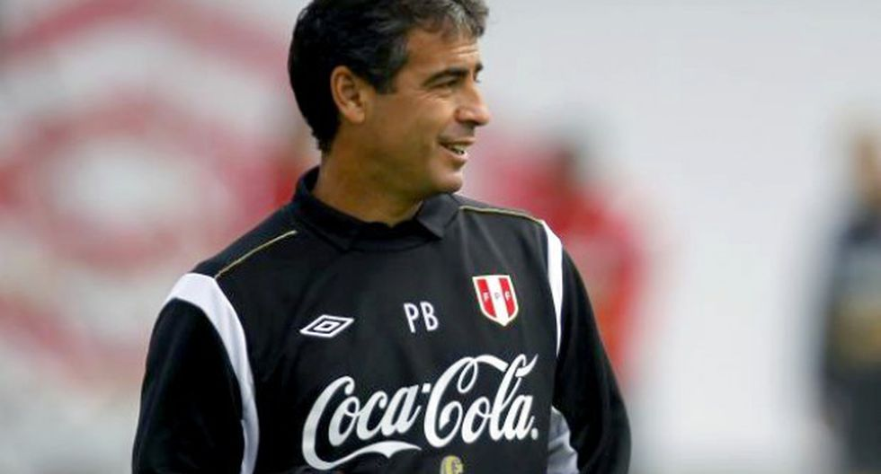 Bengoechea será presentado como técnico de Perú este miércoles