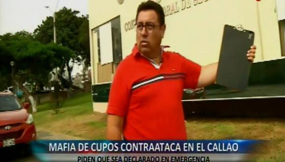 El último viernes, la camioneta del gerente de Seguridad Ciudadana de Bellavista, Ismael Arroyo Roca, fue atacada a balazos. (Foto: Panorama)