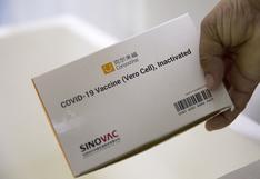 Colombia recibirá dos millones de vacunas chinas de Sinovac el 7 de marzo