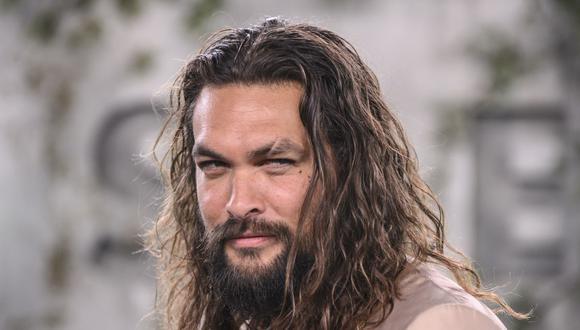 """Jason Momoa afirma que luego de quedar en el personaje de """"Aquaman"""", su estado financiero mejoró. (Foto: Nick Agro / AFP)"""