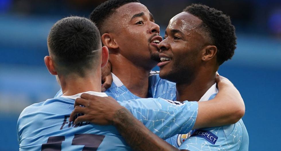Madrid vs. City (EFE/AFP)