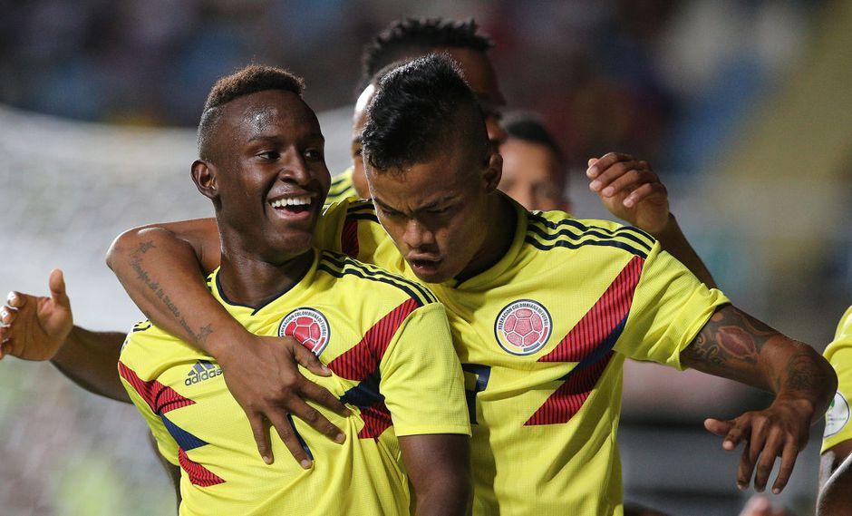 Colombia vs. Polonia: 'cafeteros' desean iniciar el certamen con el pie derecho. (AFP)