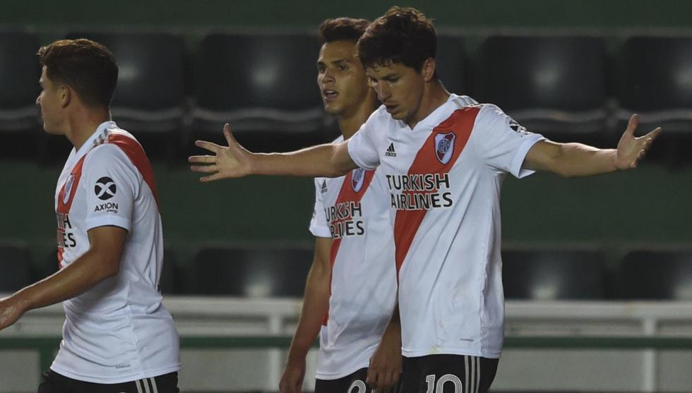River Plate venció 2-0 a Banfield por la Copa de la Liga | Foto: River Plate