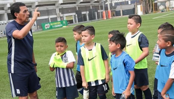 Alianza Lima anunció captación virtual de talentos.