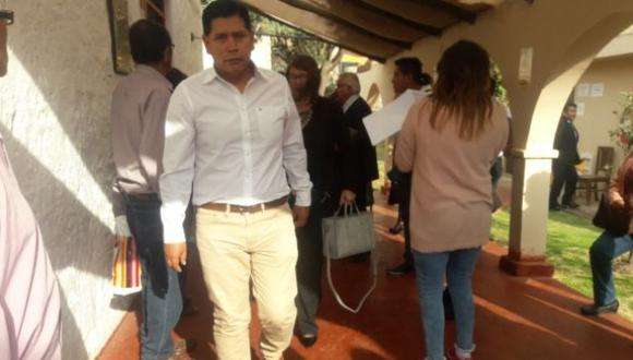 Arequipa: Poder Judicial ordena captura de ex asesor de Yamila Osorio