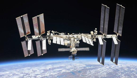 La Estación Espacial Internacional fue lanzada el 20 de noviembre de 1998. (Foto: NASA)