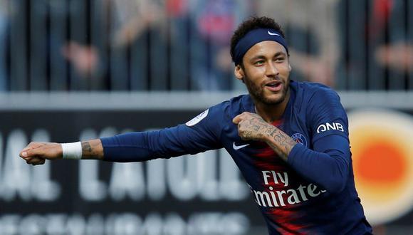PSG podría definir el futuro de Neymar en los próximos días. (Foto: Reuters)