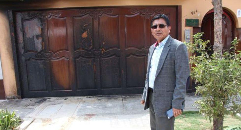 Trujillo: alcalde de Laredo recibió otra amenaza de muerte  - 1