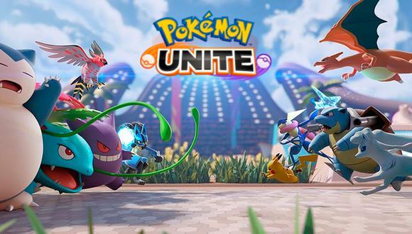Pokémon Unite. (Foto: Pokémon/ Nintendo/ Game Freak)