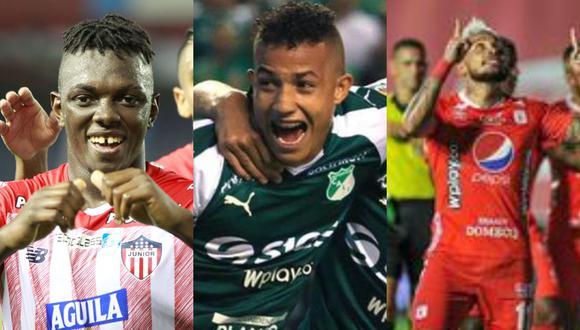 Liga Betplay 2021: mira AQUÍ la tabla de posiciones del fútbol colombiano