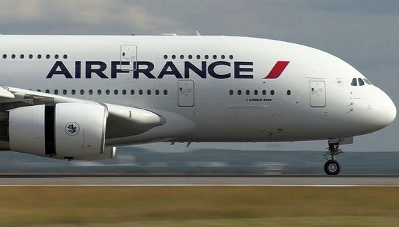 El vuelo de Air France desde Beijing (China) llegaría a Lima después de 24 horas, aproximadamente, previo paso por París. (Foto: AFP).