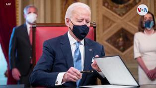 Políticas migratorias del presidente Biden generan reacciones encontradas en EE.UU.