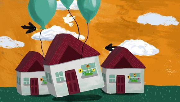 Mercado inmobiliario para el 2020 deberá superar el alza en el costo del crédito y una demanda afectada por la pandemia. (Foto: GEC)