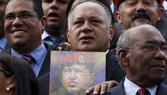 El diputado también aseguró que Diosdado Cabello es uno de los hombres más millonarios de Venezuela.| Foto: AP