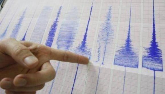 Un sismo de magnitud 5.6 se registró en Marcona, según registró IGP. (GEC)