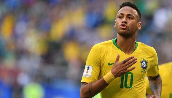 La final del Mundial Rusia 2018 se disputará entre Francia y Croacia el próximo domingo 15 de julio. Neymar decidió enviarle un afectivo mensaje a Rakitic y Mbappé, quienes serán protagonistas en dicho encuentro (Foto: AFP)