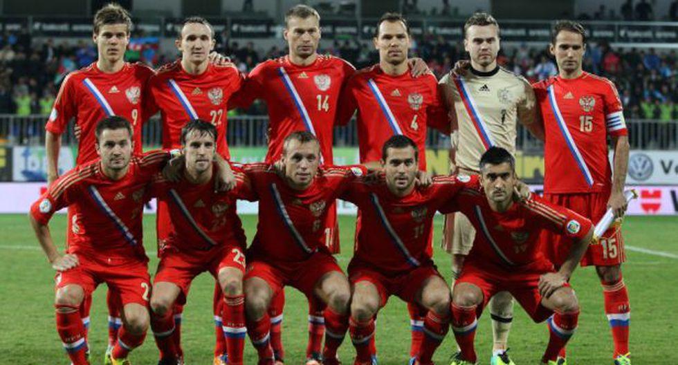 Selección rusa de Fabio Capello ya tiene sus 23 para el Mundial