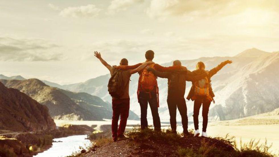 La demanda por vacaciones en grupo para personas solas en sus 30 a 40 años parece estar creciendo.
