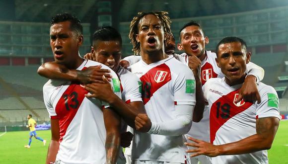 Perú cerrará el 2020 con dos partidos más de las Eliminatorias Qatar 2022: Chile en Santiago (13/11) y Argentina en Lima (17/11). (Foto: AFP)