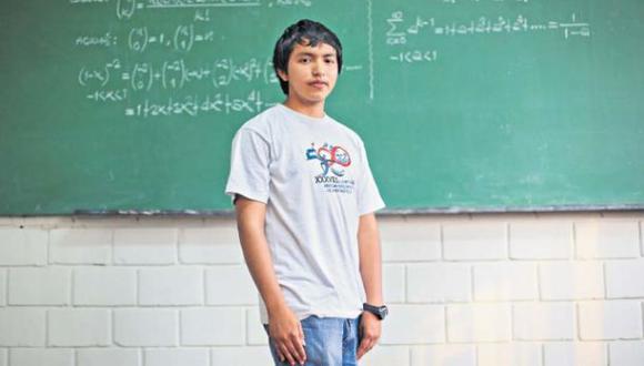 """Joven becado por el MIT de EE.UU. """"Voy a regresar al Perú"""""""