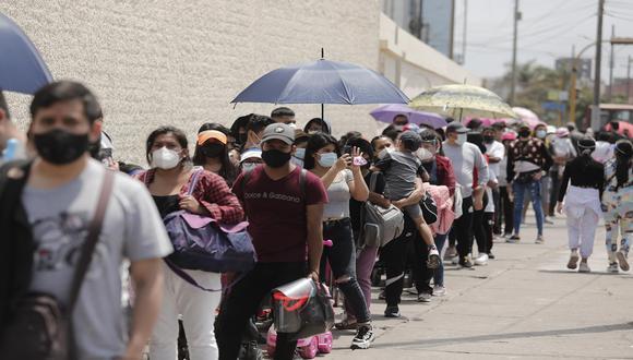 En Lima Oeste, la temperatura máxima llegaría a 24°C, mientras que la mínima sería de 20°C. (Foto: Leandro Britto / @photo.gec)