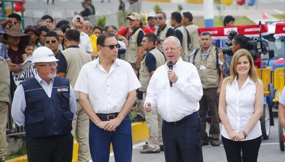 """Carlos Bruce dijo, además, que """"no nos olvidemos que el presidente Vizcarra no es un político, es un ex gobernador regional de una región muy pequeña"""" (Foto: GEC)"""