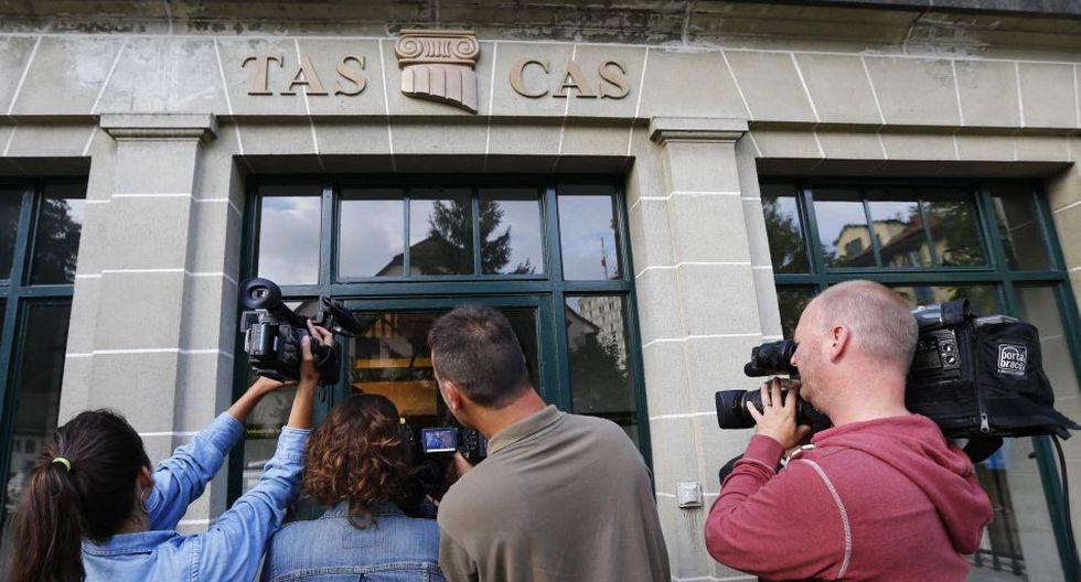 Suárez declaró cinco horas ante el TAS para rebajar su sanción - 4