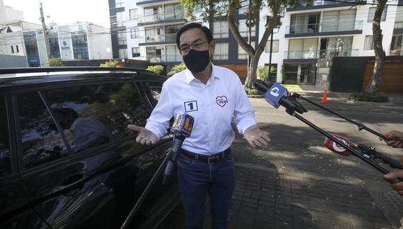 Expresidente Martín Vizcarra presentó una medida cautelar contra el Congreso ante la Comisión Interamericana de Derechos Humanos   Foto: El Comercio