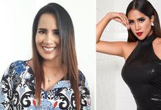 """Melissa Paredes: la psicóloga de """"América Hoy"""" le advirtió que ya no estaba enamorada de Rodrigo Cuba"""