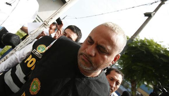 Julio Rojas Mogollón fue grabado intentado quemar a su pareja en La Victoria. (Foto: El Comercio)
