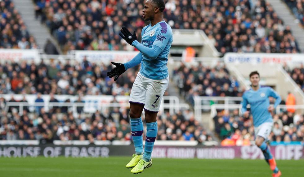 Manchester City empató 2-2 con Newcastle por la Premier League. (Foto: @PremierLeague)