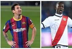 Barcelona vs. Rayo Vallecano GRATIS EN VIVO: sigue EN DIRECTO el duelo por Copa del Rey