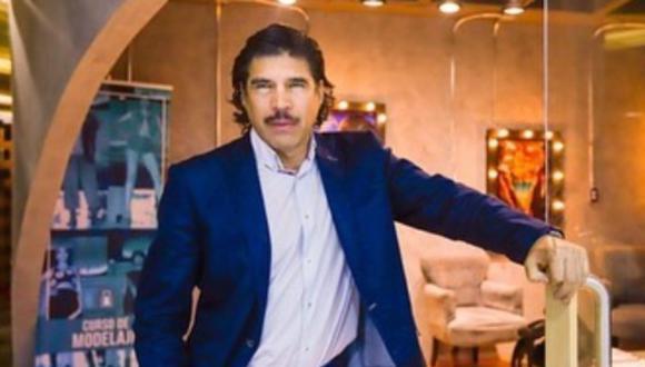 El actor de 58 años cuenta con una amplia trayectoria artística (Foto: Alberto Estrella / Instagram)