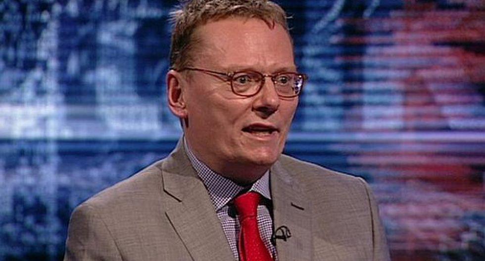 """Robinson: """"A los economistas les cuesta hablar de política"""""""