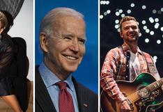 Demi Lovato, Justin Timberlake y las celebridades que estarán en la inauguración presidencial de Joe Biden