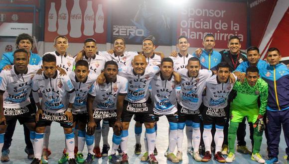 Primero de Mayo es el vigente campeón del futsal peruano. Este viernes desde las 7:00 p.m. (en vivo por GolPerú) se llevará a cabo las semifinales de la Primera División de Futsal Peruano. (Foto: Primero de Mayo).